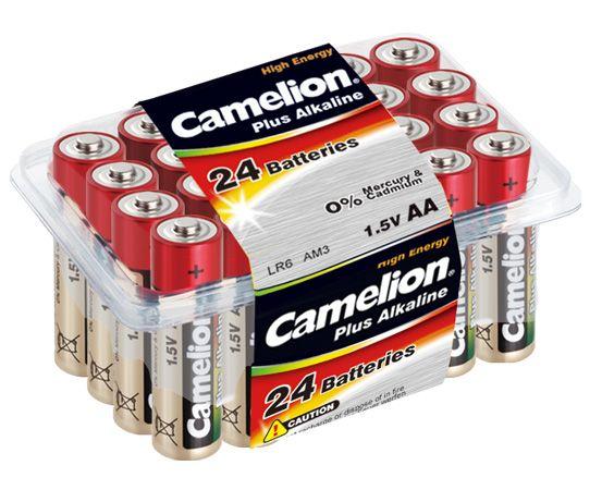 Батарейка CAMELION LR 6/ 24 Pack (Plus Alkaline) (5876506)