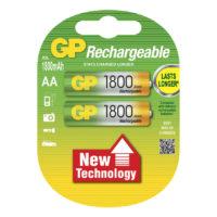 Аккумулятор GP R-06/2bl 1800 mAh Ni-MH (3037334)