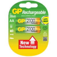 Аккумулятор GP R-06/2 bl 2100 mAh Ni-MH (6337795)