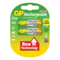 Аккумулятор GP R-06/2 bl 2500 mAh Ni-MH (5723153)