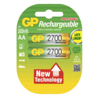 Аккумулятор GP R-06/2bl 2700 mAh Ni-MH (5744740)