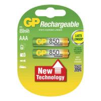 Аккумулятор GP R-03/2bl 850 mAh Ni-MH (5796528)