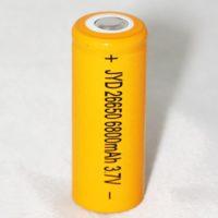 Литий-ионный аккумулятор Li-ion JYD 26650 6800mAh 3