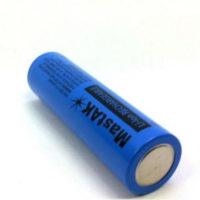 Литий-ионный аккумулятор Li-ion MastAK 18650 Li-on 2000 mAh 3.6V (56306919)