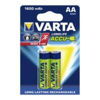 Аккумулятор Varta AA HR6 1600mAh Ni-Mh Redy 2 Use (56716) 2bl (5784963)