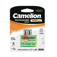 Аккумулятор CAMELION R 03/2bl 1100 mAh Ni-MH (5877184)