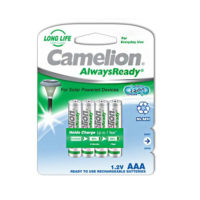 Аккумулятор CAMELION R 03/4bl 600 mAh Ni-MH (Always Ready) (5949950)