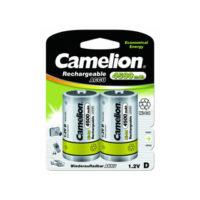 Аккумулятор CAMELION R20 /2bl 4500 mAh Ni-СD (5877202)