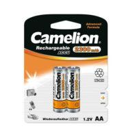 Аккумулятор CAMELION R 6/2bl 2300 mAh Ni-MH (5877122)