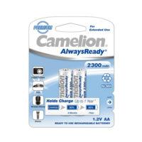 Аккумулятор CAMELION R 6/2bl 2300 mAh Ni-MH (Always Ready) (5877121)
