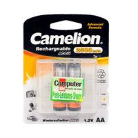 Аккумулятор CAMELION R 6/2bl 2500 mAh Ni-MH (5877151)