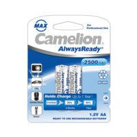 Аккумулятор CAMELION R 6/2bl 2500 mAh Ni-MH (Always Ready) (6381957)
