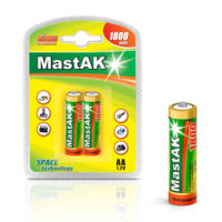 Аккумулятор MastAK R 06/2bl 1800 mAh Ni-MH (56304843)