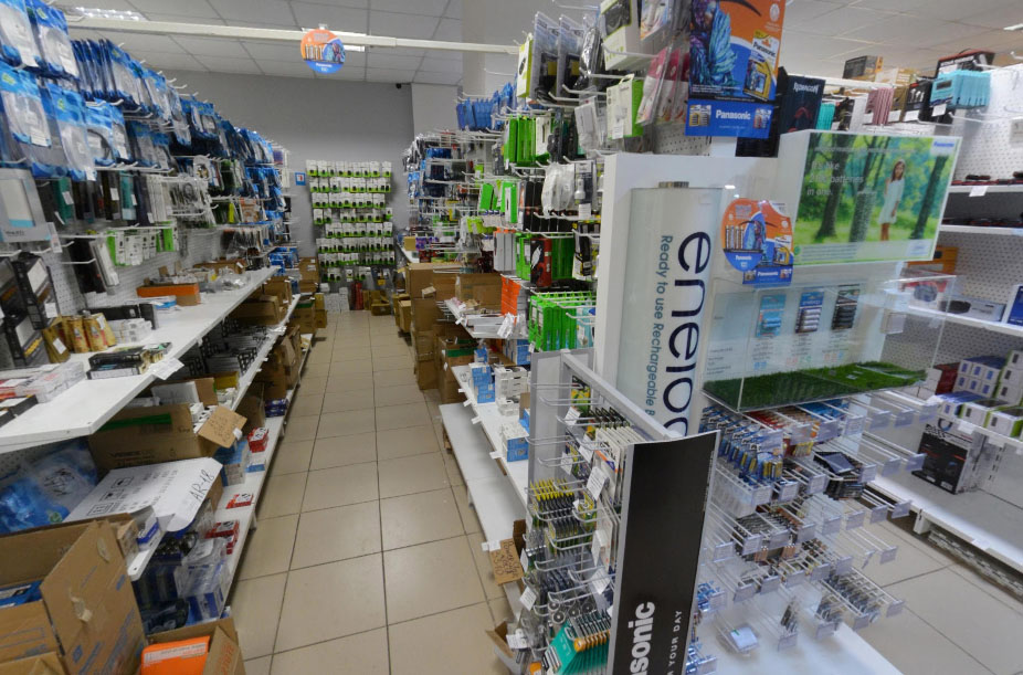 магазин батареек в Сумах