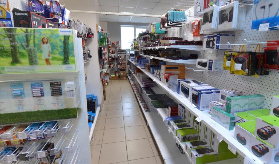 супермаркет батареек в Сумах