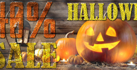 HALLOWIN SALE DCELEKTRO
