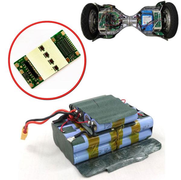akkumulator geroskuter 10s2p