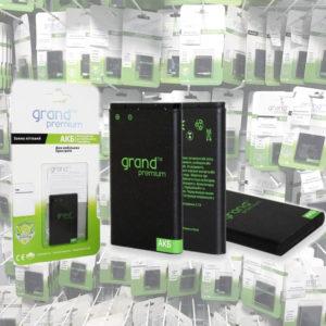 Аккумуляторы для телефонов и планшетов
