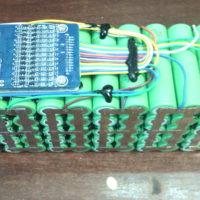 АКБ для электровелосипеда