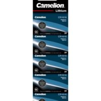 Батарейка CAMELION CR 1616 / 5 BL