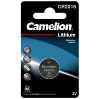 Батарейка CAMELION CR 2016 / 1 BL