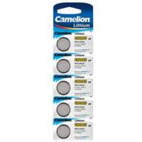 Батарейка CAMELION CR 2025 / 5 BL
