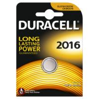 Батарейка DURACELL DL2016 DSN 1 шт.