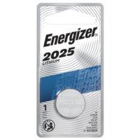 Батарейка ENERGIZER CR2025 1 шт.