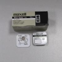 Батарейка в часы MAXELL SR521SW-B1 (379)