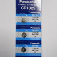 Батарейка PANASONIC CR 1025 BL5