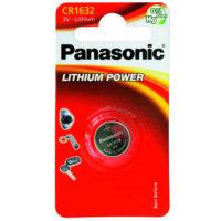 Батарейка PANASONIC CR1632 (1BL)