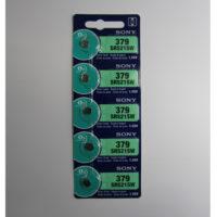 Батарейка в часы SONY SR521(379)SW