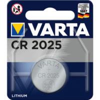 Батарейка VARTA 6025 (CR2025)