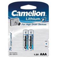 Батарейка CAMELION FR 03/ 2 BL (Lithium )
