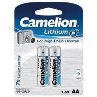 Батарейка CAMELION FR 6/ 2 BL (Lithium )