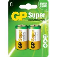 Батарейка GP LR-14/2bl (14AU-C2) Super