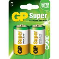 Батарейка GP LR-20/2s (13AU-C2) Super