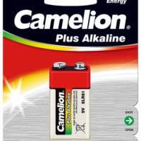 Батарейка крона CAMELION 6LR61 blister Plus Alkaline