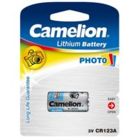Батарейка CAMELION CR 123/1BL ( Lithium )