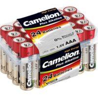 Батарейка CAMELION LR 03/ 24 Pack (Plus Alkaline)