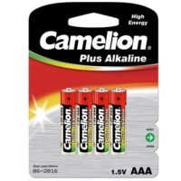 Батарейка CAMELION LR 03/ 4 BL (Plus Alkaline)