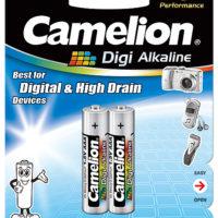 Батарейка CAMELION LR 03 / 2 BL (Digi Alkaline)