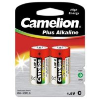 Батарейка CAMELION LR14 / 2 BL (Plus Alkaline)
