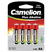Батарейка CAMELION LR 6 / 4 BL (Plus Alkaline)