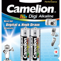 Батарейка CAMELION LR 6 / 2 BL (Digi Alkaline)