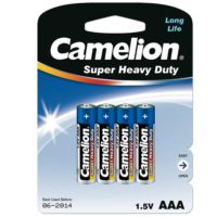 Батарейка CAMELION R03 / 4 BL (Blue)