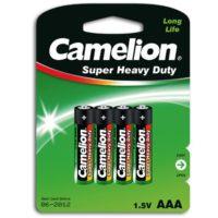 Батарейка CAMELION R03 / 4 BL (Green)