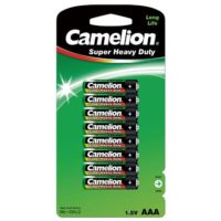 Батарейка CAMELION R03 / 8 BL (Green)