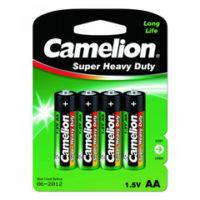 Батарейка CAMELION R6 / 4 BL ( Green )