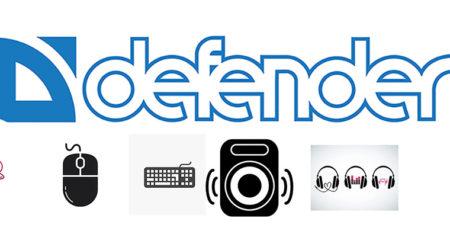 Defender лого